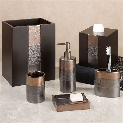 bathroom acessories portland bath accessories by croscill