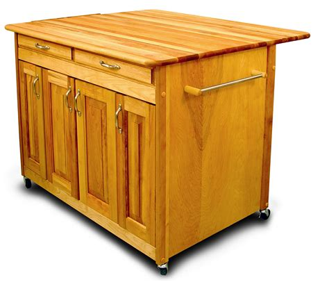 portable movable kitchen islands rolling on wheels