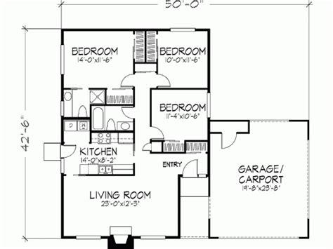 average square footage of a 3 bedroom house average square footage of a 3 bedroom house