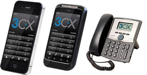 3cx mobile 3cx phone windows mobile