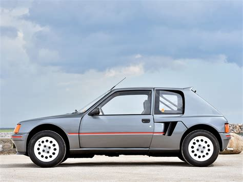 peugeot 205 t16 1984 1985 autoevolution