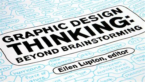 graphic design thinking beyond 1568989792 graphic design thinking beyond brainstorming idapostle