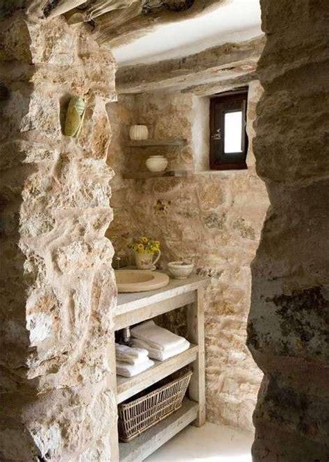 bagni rustici in pietra bagni rustici le foto dei pi 249 belli foto tempo libero