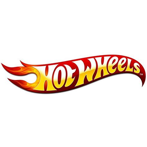 Hot Wheels Font and Hot Wheels Logo