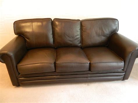 3 Seater Thomas Lloyd Sofa Stourbridge Wolverhton Lloyd Leather Sofas