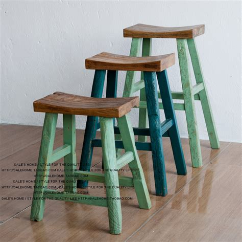 Coloured Stools Furniture by Export To Europe Wood Furniture Recycled Elm