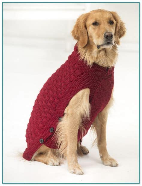Crochet Pattern For Xxl Dog Sweater | free crochet patterns for dog sweaters