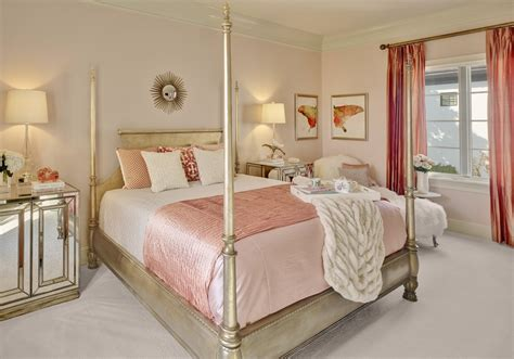 room decir sophisticated feminine bedroom designs