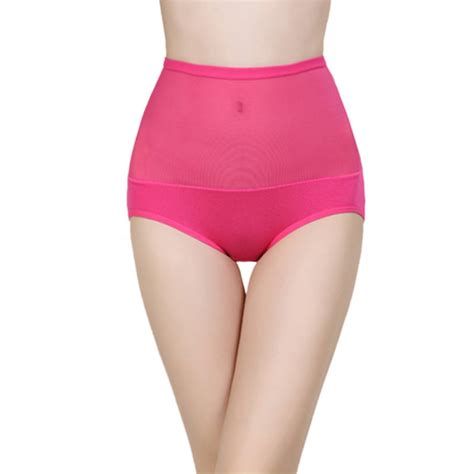 comfortable ladies underwear women sexy seamless bamboo fiber underwear comfortable