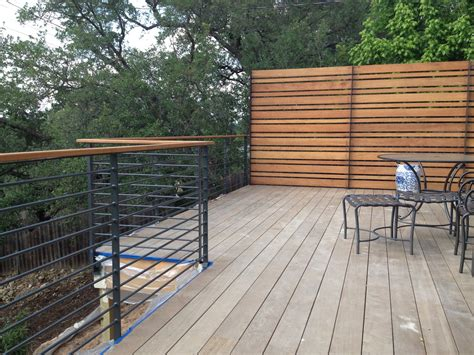 How To Build A Handrail For Outdoor Steps Austin Iron Custom Modern And Traditional Iron Railings