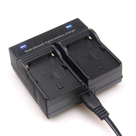 Sale Baterai Sony Np F770 For Bc V615 dual channel battery charger for sony np f550 f960 f750 f970 fx1000e bc v615a ebay