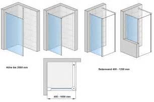 freistehende duschen freistehende duschabtrennung 140 x 200 cm duschabtrennung