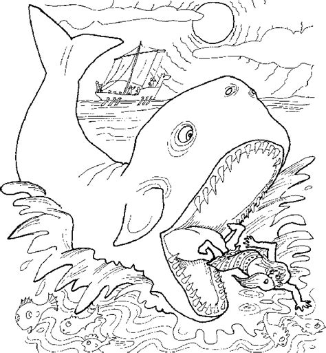 jonah coloring pages free jonah coloring pages free printable coloring pages for kids