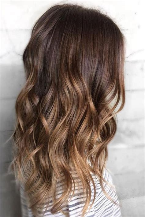 obre dye dip golden medium length hair 33 hottest brown ombre hair ideas brown ombre hair