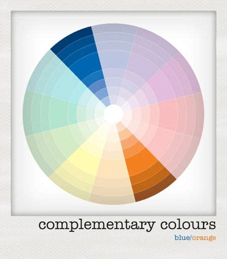 complementary color to orange 1000 images about complimentary color blue orange on
