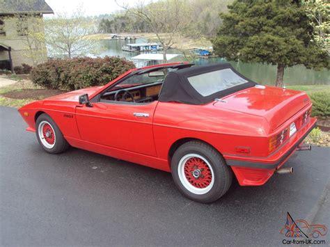 1985 Tvr 280i 1985 Tvr 280i 16k Original