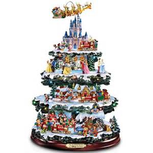 disney tabletop christmas tree the wonderful world of