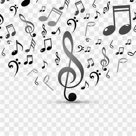 Imagenes De Musica Sin Fondo | fondo moderno de m 250 sica descargar vectores gratis