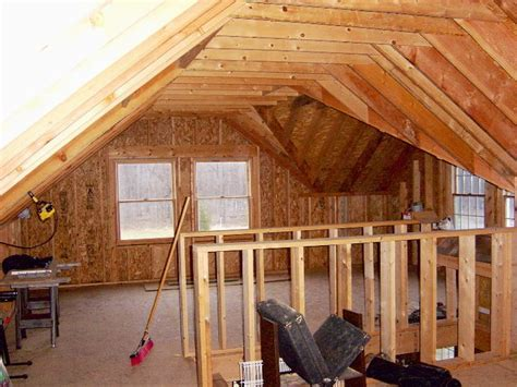 Adding Bonus Room Above Garage by Bonus Room Loft Garage Stairs Up The Middle To