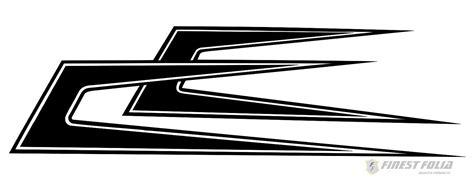 Folien Aufkleber Lkw by Zacken Lkw Aufkleber Dekor Sticker Dach F 252 R Z B Scania