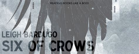 six of crows books book review six of crows by leigh bardugo reading