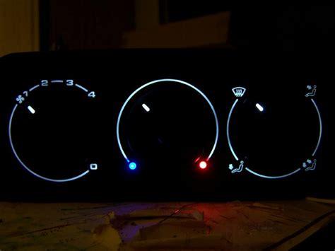 golf 3 beleuchtung heizungsregler birne golf 4 mittelkonsole beleuchtung dekoration bild idee