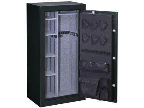 Gun Safe Door Storage by Stack On Elite Resistant 24 Gun Safe Door Storage