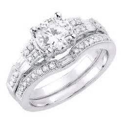 Diamond wedding rings for women 1