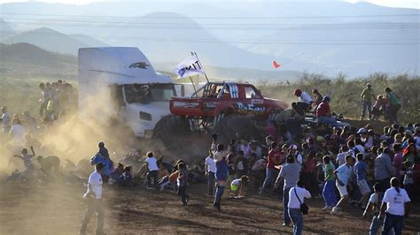video monster truck accident 15 injured in houstan indycar crash as eight killed by out