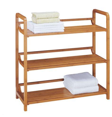contemporary bathroom shelves lohas 3 tier shelf contemporary bathroom cabinets and