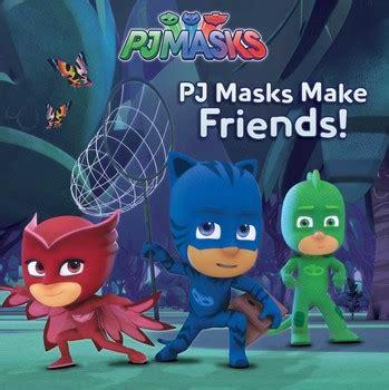 pj masks books by r j cregg a e dingee and tina