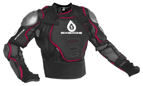sixsixone motocross sixsixone pressure suit revzilla