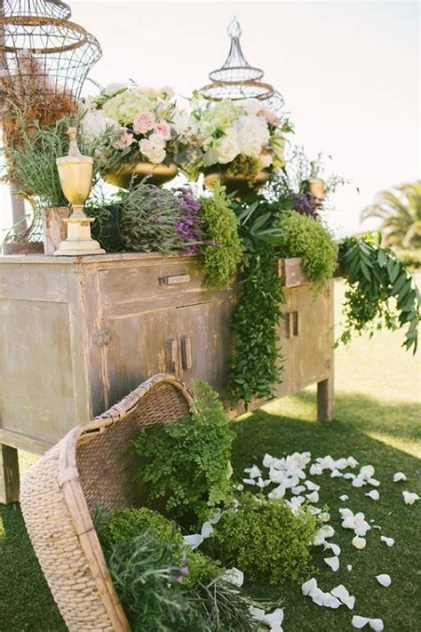 Creative ideas for Wedding Outdoor Decorations   Festival