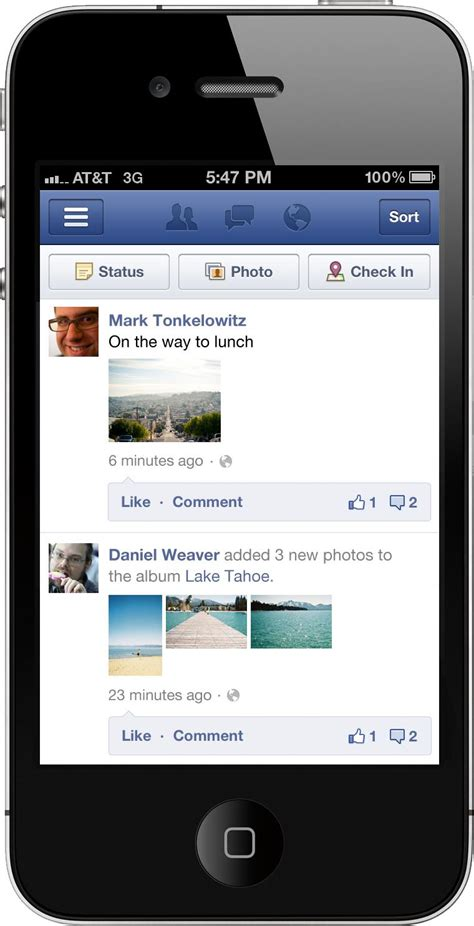 photo layout facebook facebook updates mobile photo layout adweek