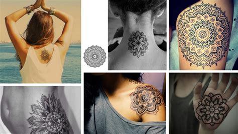 mandala tatuaz znaczenie mandala tatuaz znaczenie jogiczne tatuaże 4 inspirujące