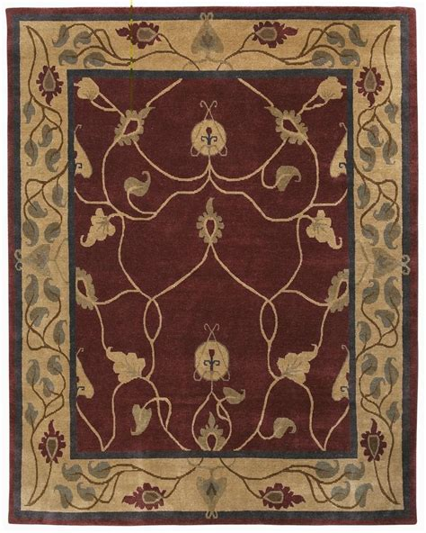 craftsman style rug 1000 images about craftsman style rugs on william morris carpets and the persians