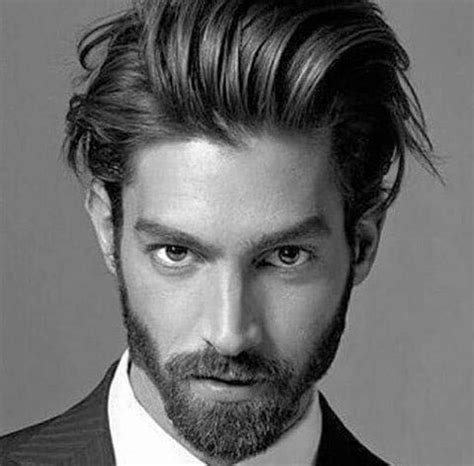mens same lenght haircut dapper hairstyles for long to medium length hair for men