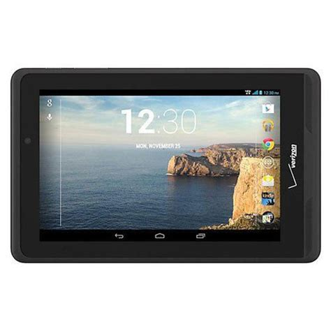 Tablet 7 Inch 4g verizon wireless qmv7a ellipsis 7 inch hd 4g lte 8 gb android wifi tablet