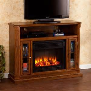 wildon home delaney tv stand with electric fireplace