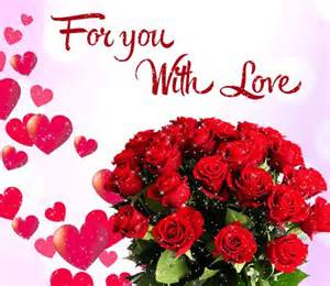 Love you roses gif galleryhip com the hippest galleries
