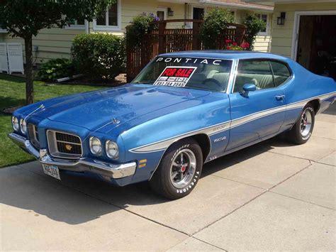 1971 Pontiac For Sale by 1971 Pontiac Lemans Gt 37 For Sale Classiccars Cc