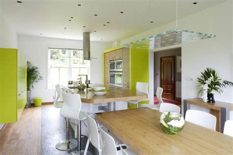 plan de cuisine ouverte sur salle à manger am 233 nager une cuisine ouverte sur salle 224 manger