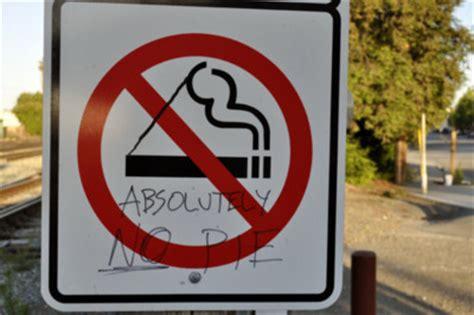 no smoking sign pie funny no smoking pie quote image 493915 on favim com