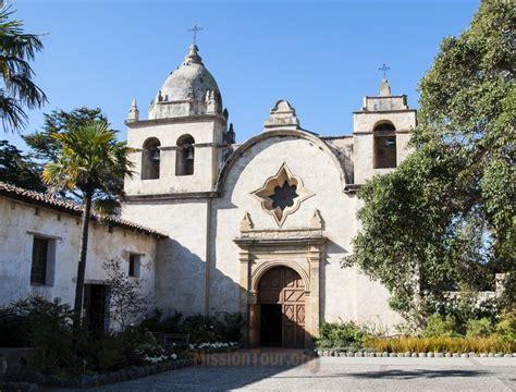 Mission San Carlos Borromeo De Carmelo Floor Plan mission carmel entrance and garden missiontour