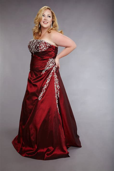 Plus Find How To Find Plus Size Formal Dresses Iris Gown