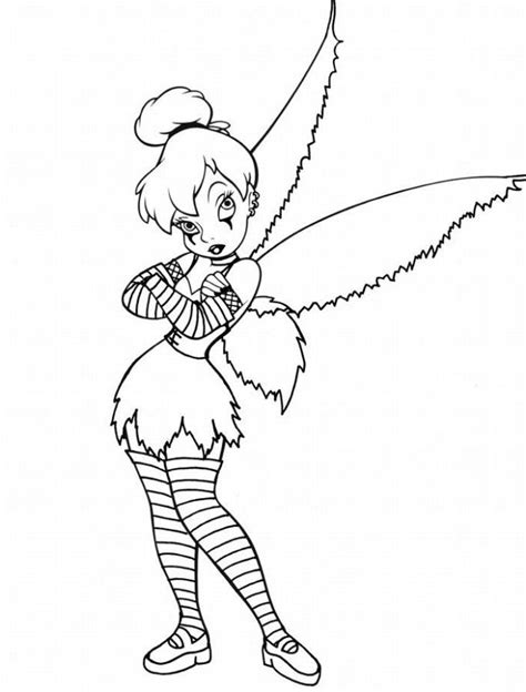 gothic disney princesses coloring pages gothic tinkerbell coloring pages embroidery digi people