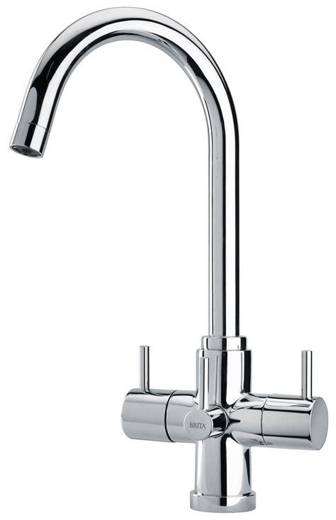 B Q Kitchen Sink Mixer Taps by Brita Torlan Chrome Effect Water Filter Tap Departments