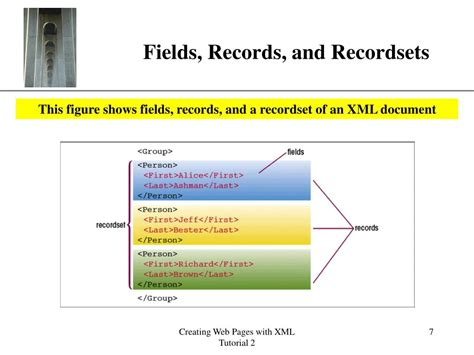 xml tutorial ppt download ppt new perspectives on xml powerpoint presentation id