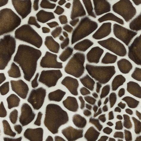 Giraffe Print Upholstery Fabric by Brown Giraffe Upholstery Fabric Animal Print By
