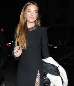 Rule Director Gave Lindsay Tough by Lindsay Lohan Is Given Strict New To Follow As She